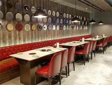 烤尚宫休闲餐厅韩式大