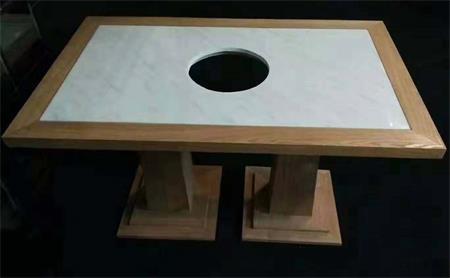 电磁炉火锅桌