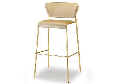 欧式咖啡店时尚简约吧台高脚椅