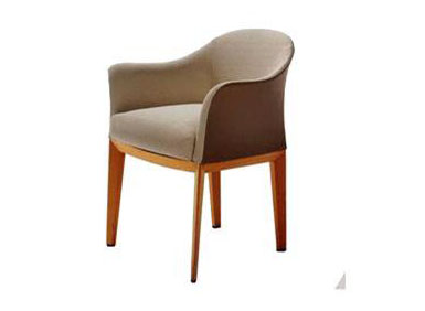实木餐椅现代简约时尚咖