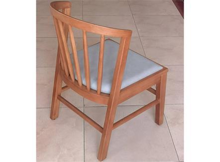 2019新款时尚休闲咖啡餐厅实木椅子