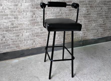 咖啡馆吧台椅高脚凳_高