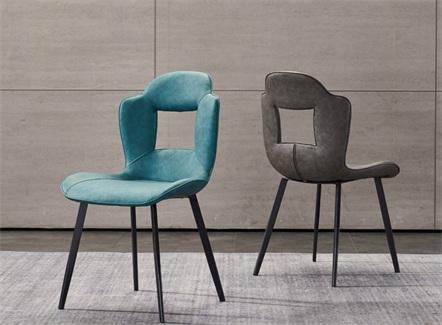 美式铁艺咖啡馆时尚轻奢椅子