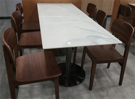 学校食堂桌椅_工厂食堂