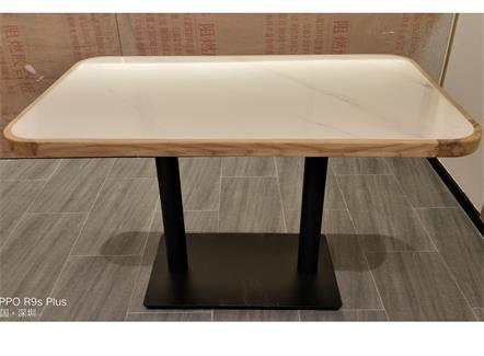 食堂职工餐桌椅-4人位食