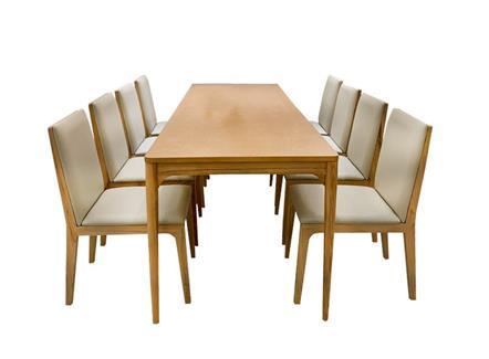 食堂专用餐桌_高档公司机关食堂歺桌椅