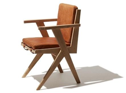 北欧西餐厅仿古实木休闲靠背西餐椅