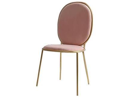 北欧轻奢餐椅西餐厅后现