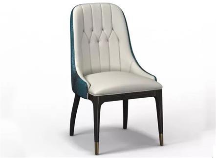 意大利港式轻奢餐厅餐椅