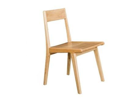 咖啡店简餐现代简约风格实木凳子椅子