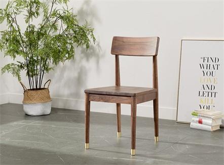 咖啡店简餐简约风格凳子椅子