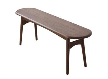中式简餐快餐休闲时尚实木长条凳