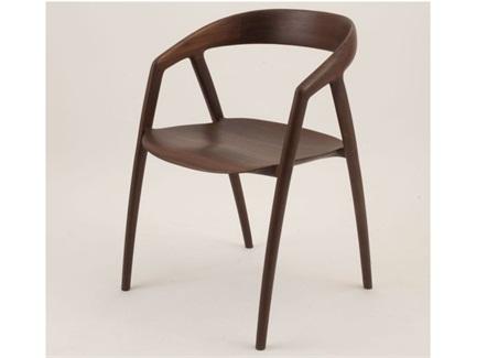 快餐简餐店现代简约实木餐椅