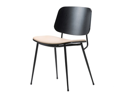 咖啡馆甜品店休闲简约铁艺金属椅