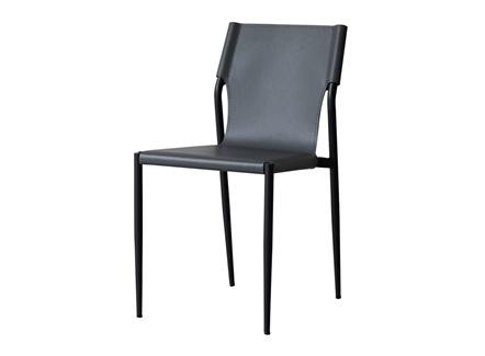 现代咖啡厅西餐厅极简轻奢椅子