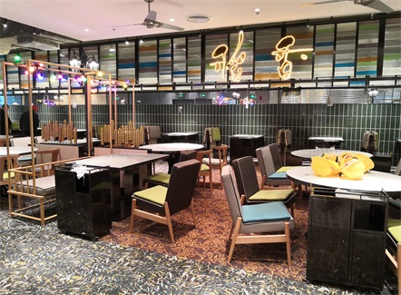 中式餐饮先驱品牌稻香