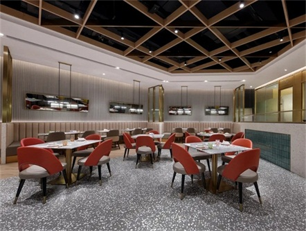 惠州顶峰-香港茶餐厅家