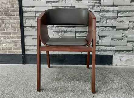 时尚现代餐厅椅_宴会中餐厅实木椅