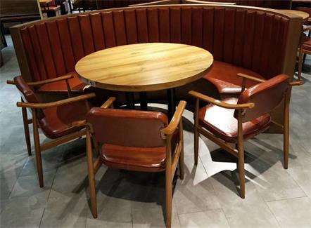 特色酒楼中餐厅桌椅_饭