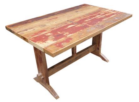 中餐厅酒楼全实木餐桌复