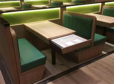 饭店酒楼餐厅餐饮餐桌椅_时尚餐厅桌椅